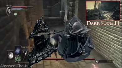 Отсылки к Demon's Souls в Dark Souls 3. часть 2.