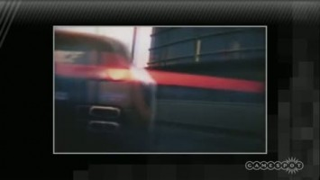 "Ridge Racer 3D ""Intro and a Drifting Race Gameplay Movie"""