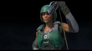 Quake Champions - Новый чемпион Athena