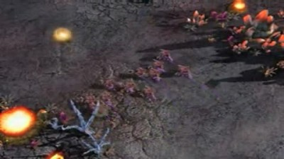 "Starcraft 2 ""Zerg Reveal Trailer"""
