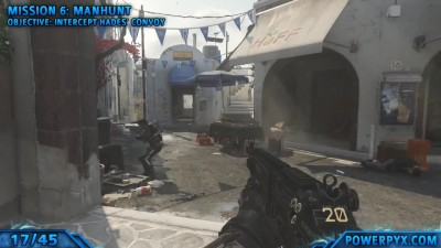Call of Duty: Advanced Warfare '''Разведданные'' (1)