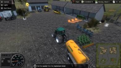 Professional Farmer 2017 - обзор, первый взгляд.