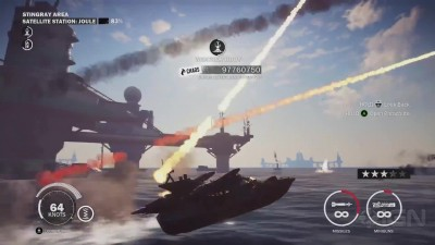"Just Cause 3 - 9 минут геймплея дополнения ""Bavarium Sea Heist"""