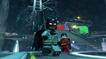 "Геймплей ""Lego Batman 3: Beyond Gotham""."