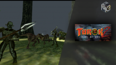 Обзор игры Turok 2: Seeds of Evil (Remastered)