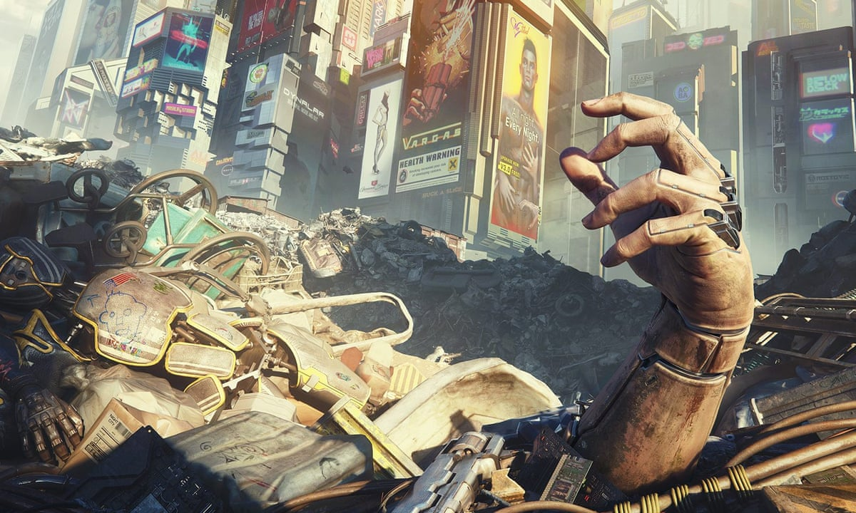 Онлайн Cyberpunk 2077 вырос на треть после выхода патча - это все еще меньше, чем у The Witcher 3: Wild Hunt