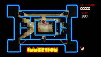 Pacman - эксперименты