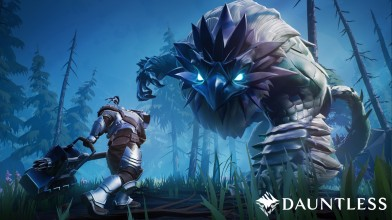 Dauntless выйдет на Nintendo Switch