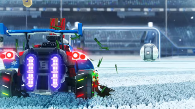 Frosty Fest пройдет в Rocket League с 17 декабря по 7 января