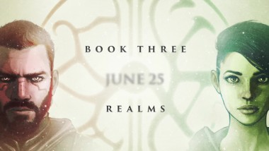 Dreamfall Chapters Book Трейлер Three Zoë ""