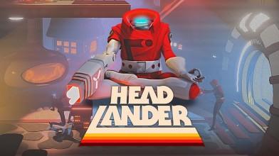 30 минут геймплея ретро-футуристической игры Headlander