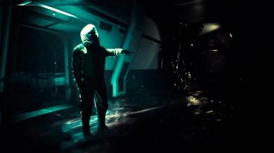 Кинематографичный трейлер космического хоррора Hollow