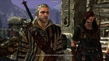 The Witcher Иорвет
