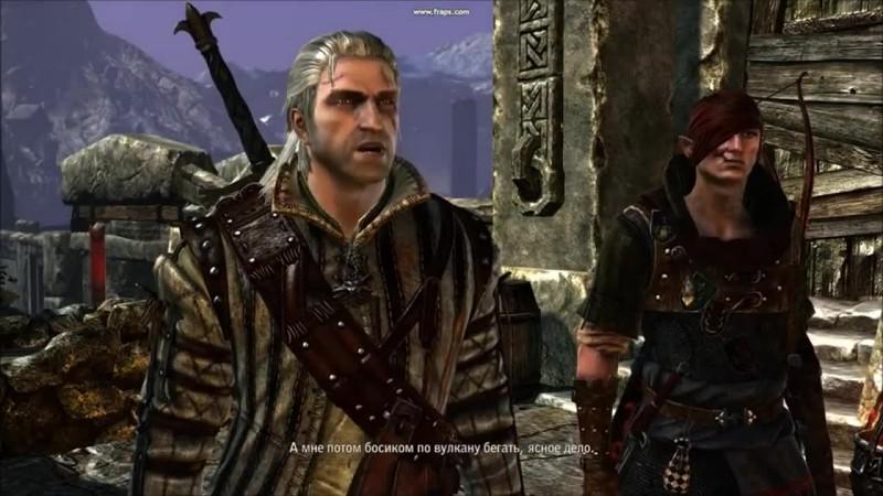 The Witcher Иорвет
