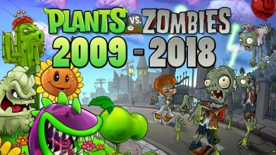 История и Эволюция Plants vs Zombies