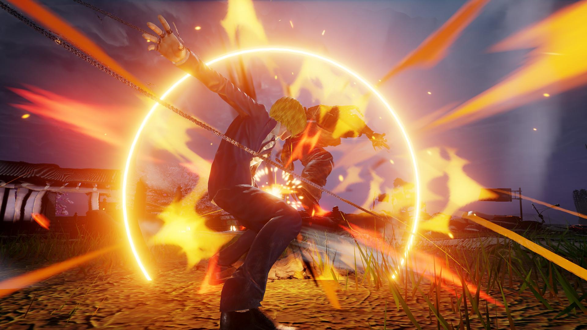 Скидка на Jump Force в Steam