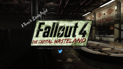 Fallout 4 : The Capital Wasteland - FAQ/Скриншоты -