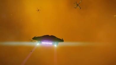 Elite Dangerous: Beyond - Электрический шторм