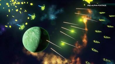 Геймплейный трейлер Starfall Tactics