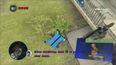 "LEGO Marvel Super Heroes ""Презентация игры на EGX 2013"""