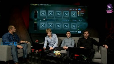 Dota 2 Cloud9 vs Team Secret #2 - The International 5 Day 2 Group Stage (28.07.2015)