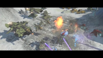 Halo Wars: Definitive Edition выйдет 20 апреля в Steam