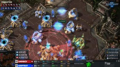 Игры Разума: Робот управляет КАЖДЫМ ЮНИТОМ в StarCraft II