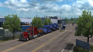 DLC Вашингтон: сборочный завод Kenworth