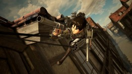 Koei Tecmo анонсировали Attack on Titan 2: Final Battle