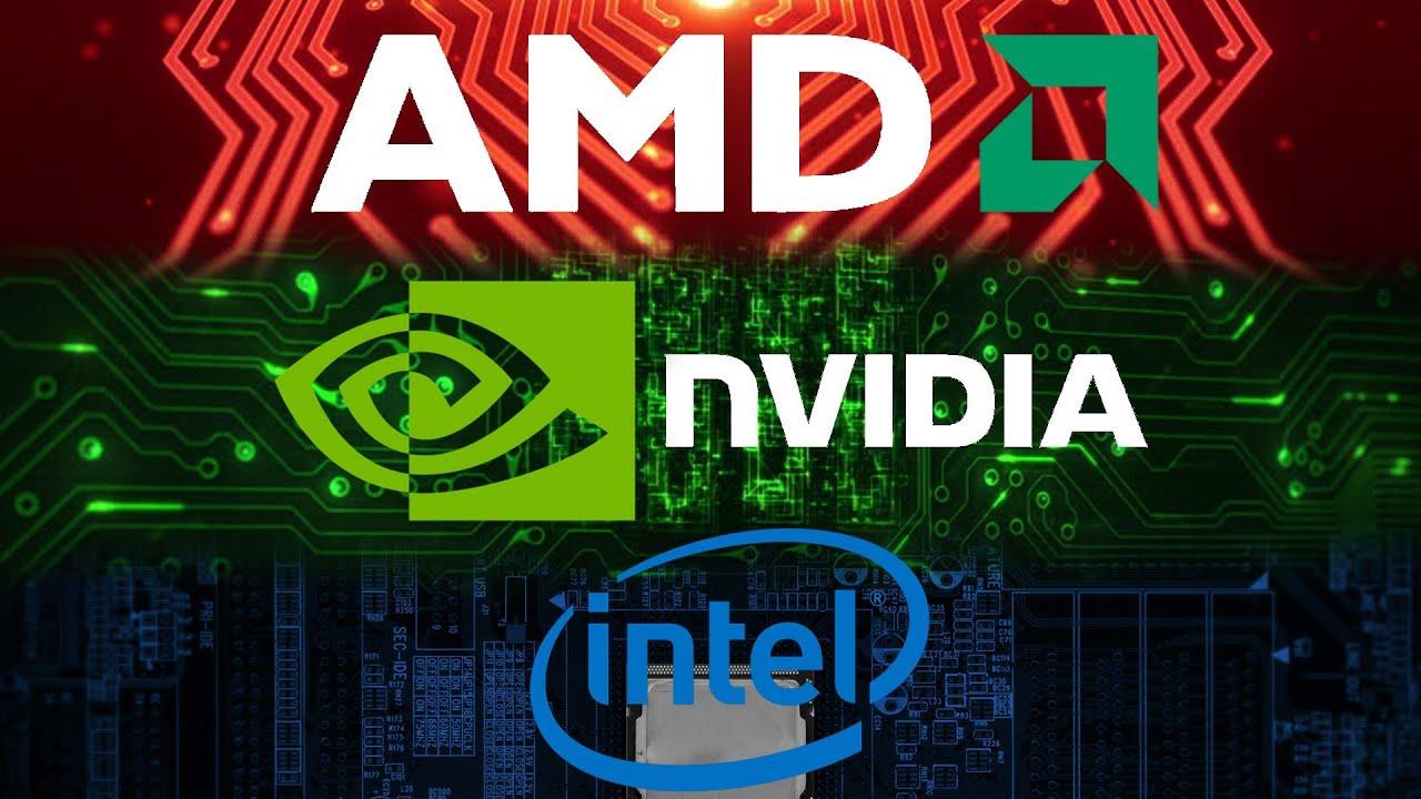 NVIDIA, AMD и Intel расскажут о своих графических процессорах и APU следующего поколения в августе 2020 года