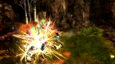 "Dungeon Siege 3 ""Lucas Montbarron Trailer"""