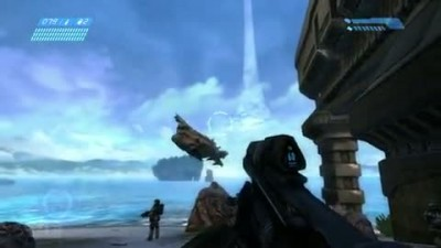 "Halo Combat Evolved Anniversary ""Comic Con 2011 - Campaign Gameplay (HD)"""
