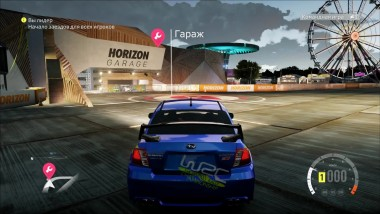 Forza Horizon 2- Top Gear WRX vs R32