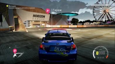Forza Horizon 2- Top Gear WRX vs R32