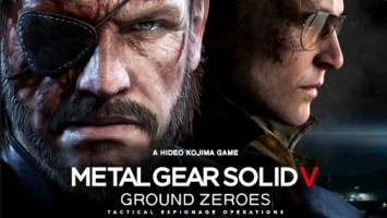 Metal Gear Solid V Ground Zeroes тест GPU