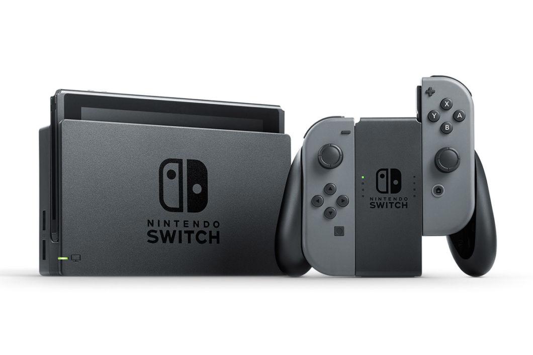 Продажи консоли Nintendo Switch стартуют 3марта 2016г.