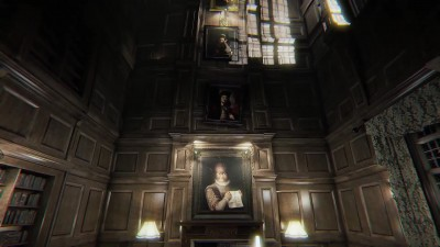 "Layers of Fear ""PS4 Релизный трейлер"""