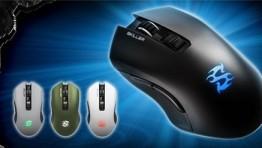 Игровая мышь Sharkoon Skiller SGM3 не нуждается в проводах