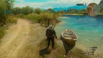 Ведьмак 3 - Пасхалка - Король-рыбак (Пути предназначения)