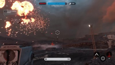 Star Wars: Battlefront: Пилот AT-ST