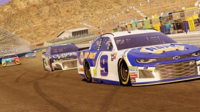 Новое видео NASCAR Heat 3 демонстрирует заезды по классической американской трассе