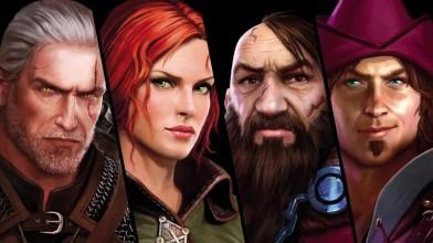 "The Witcher Adventure Game    Digital Edition ""Релизный трейлер """