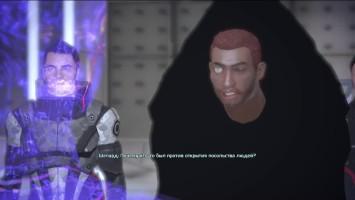 "Mass Effect ""Шпрд! Т Прнс!?"" [Прикол]"