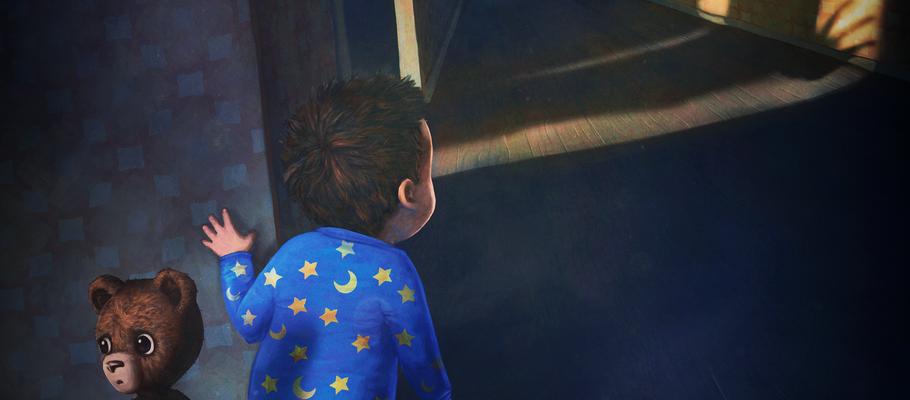 Детские страхи у детей 3 лет