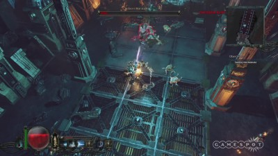 8 минут геймплея Warhammer 40.000: Inquisitor - Martyr (GameSpot)