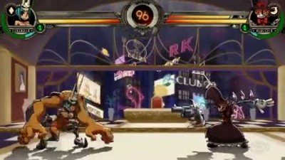 "Skullgirls ""Cerebella Trailer """