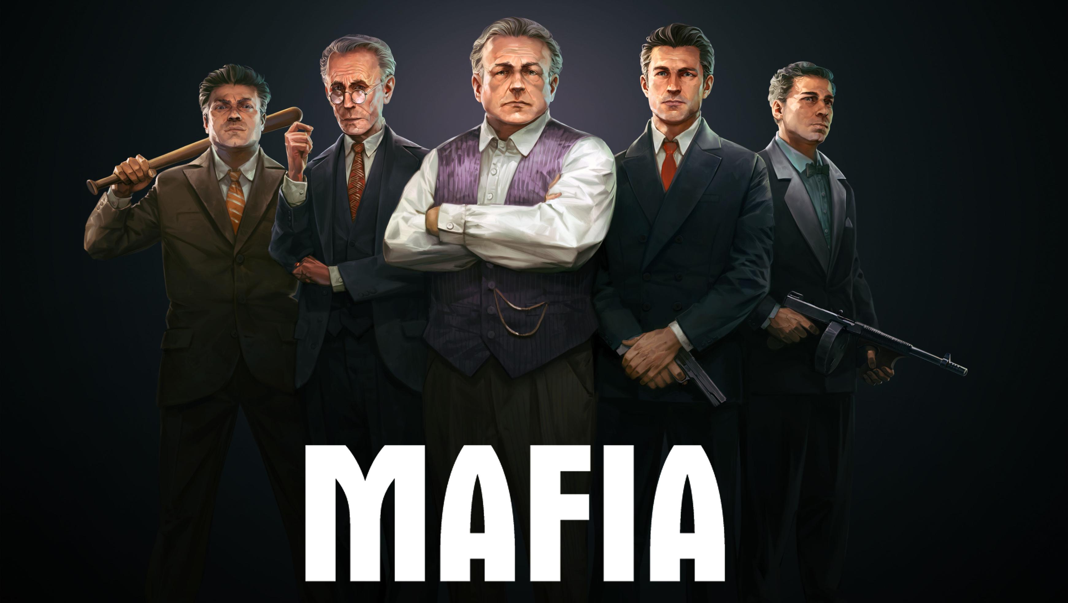 Новый постер и актеры дубляжа для второстепенных персонажей в Mafia: Definitive Edition