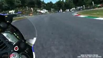 "MotoGP 13 ""Геймплейный трейлер Gran Premio d'Italia TIM"""