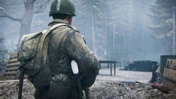 Call of Duty: WWII сохранила лидерство в британском чарте