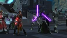 С 9 декабря в Star Wars: The Old Republic можно будет бесплатно обучаться у тренеров.